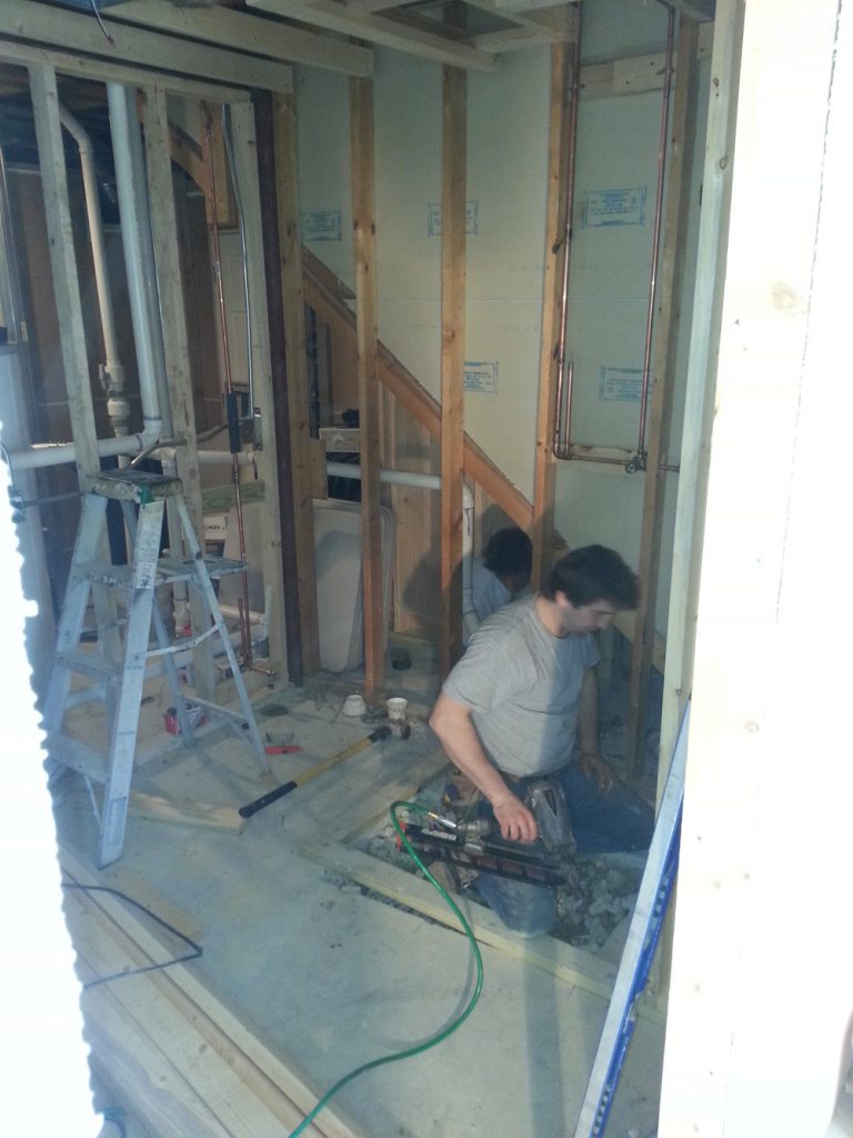 rough-framing-contractors-barrington-basement-remodeling-barrington