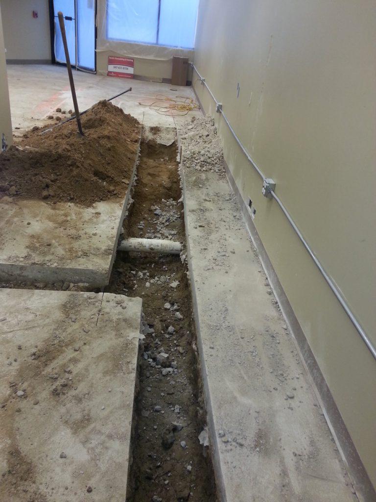 pipe-laying-barrington-plumbing-barrington