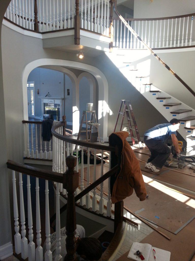 staircase-refinishing-barrington-interior-renovations-barrington