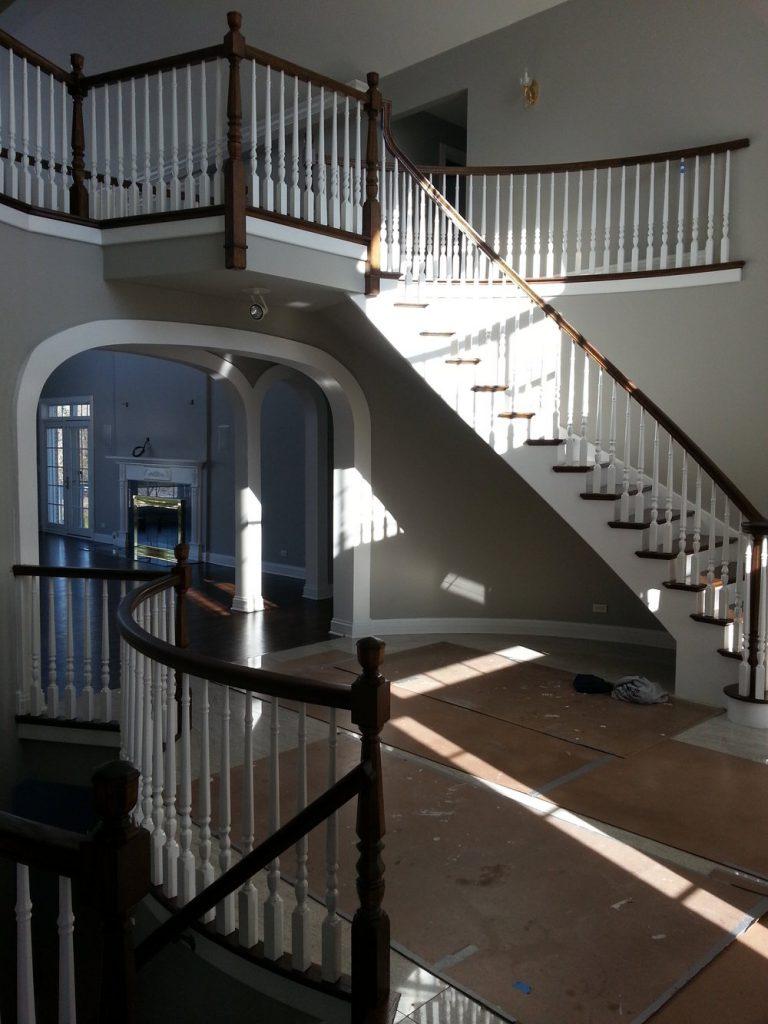 interior-remodeling-barrington-staircase-refinishing-barrington
