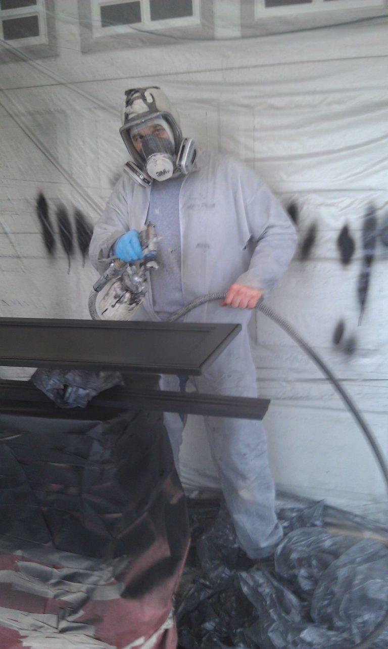 Painting cabinets Barrington Resurfacing Cabinets Barrington