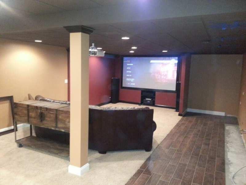 home-cinema-in-a basement