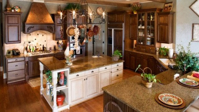 Traditional-Kitchen's-Style
